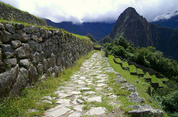 Camino del inca unesco