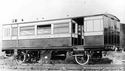 Pickering Steam Railcar photo 1