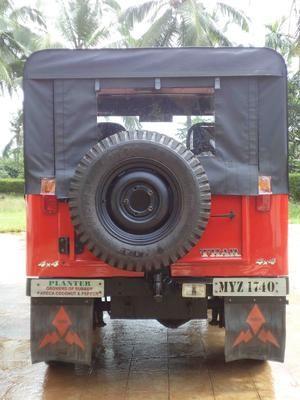 My Dad S 1969 Red Mahindra Jeep Mahindra Jeep Jeep Engine Types