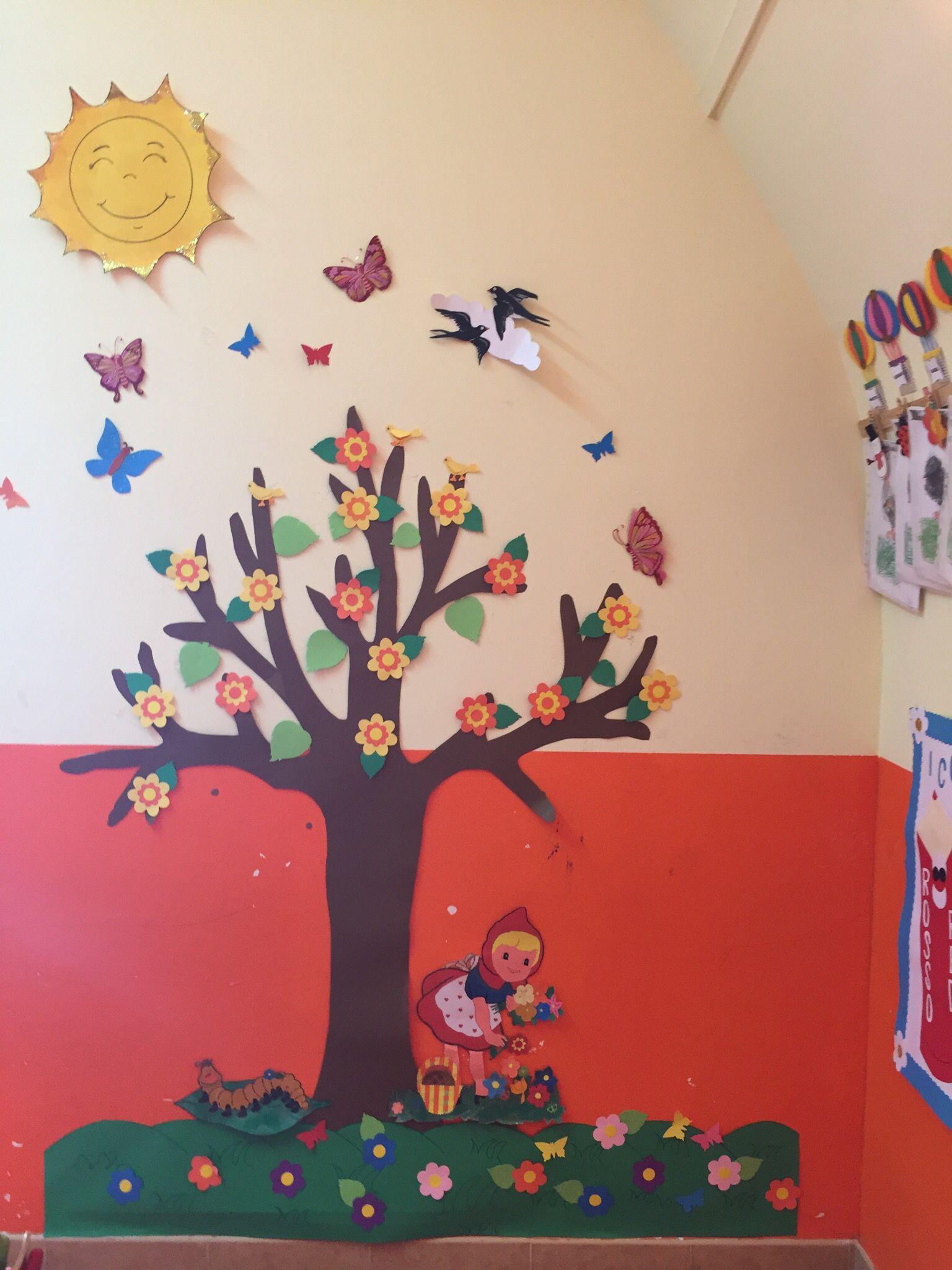 Mi classroom tree by Giusy Cer
