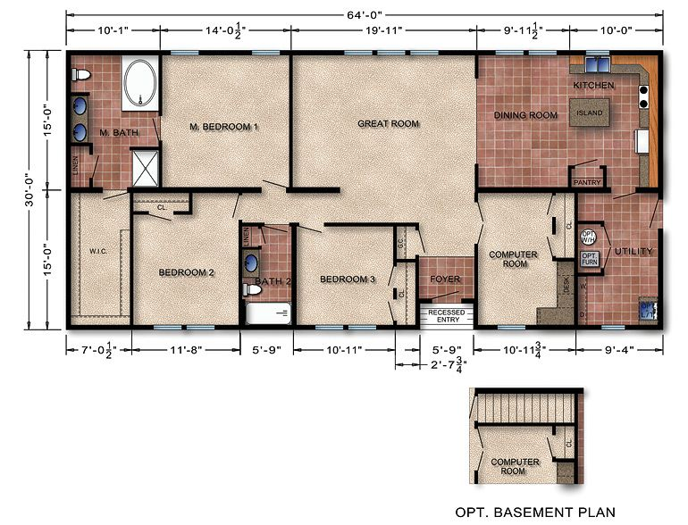 modular floor plans and prices All floor plans can be modified