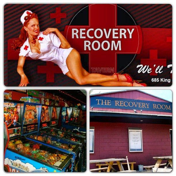Recovery Room In Charleston Sc Recovery Room Charleston Pub Crawl