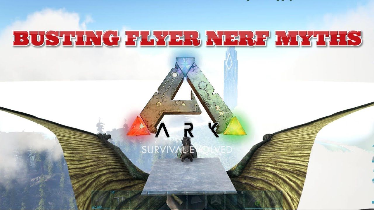 Busting flyer nerf 20 myths ark survival evolved ark survival busting flyer nerf 20 myths ark survival evolved malvernweather