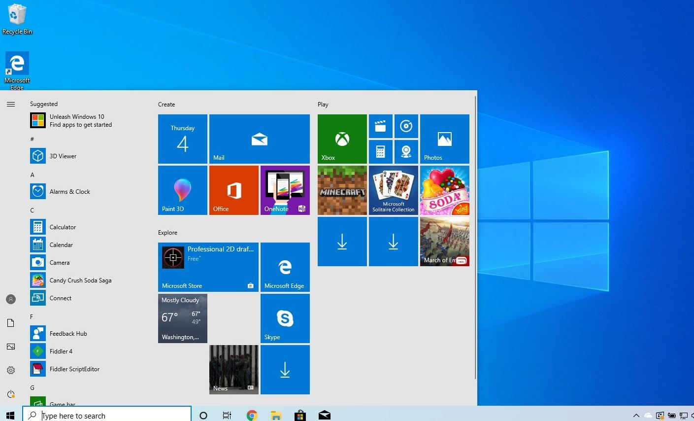 Microsoft Has Releases Feature Update To Windows 10 Version 1903