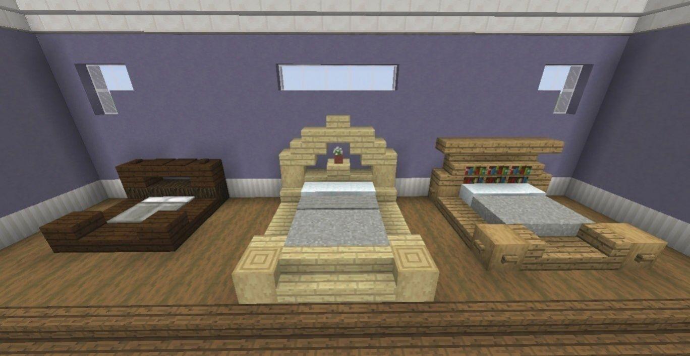 Ameliorez Vos Constructions Guide Du Meuble Minecraft En 2020 Meubles Minecraft Idees Minecraft Maison Minecraft