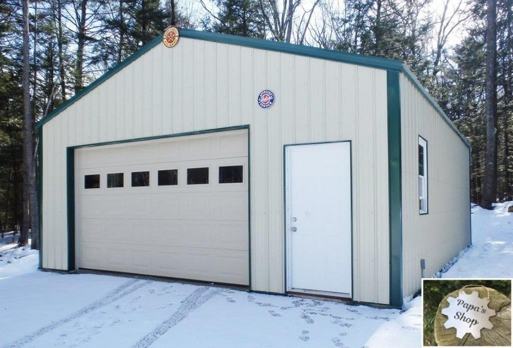 How To Create Your Own Garage Workshop Steel Buildings Garage Workshop Steel Garage