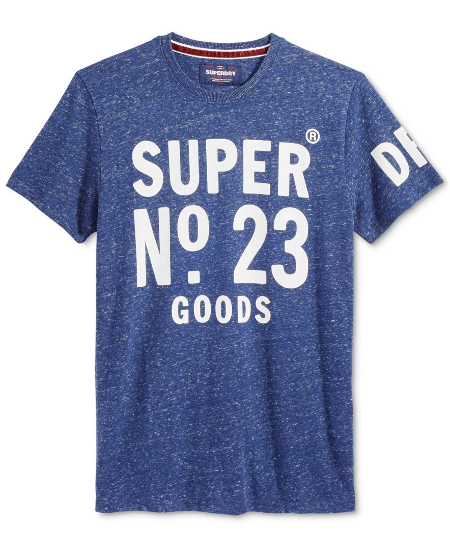 Superdry Mens Graphic Print T Shirt Nitz Superdry T Shirt