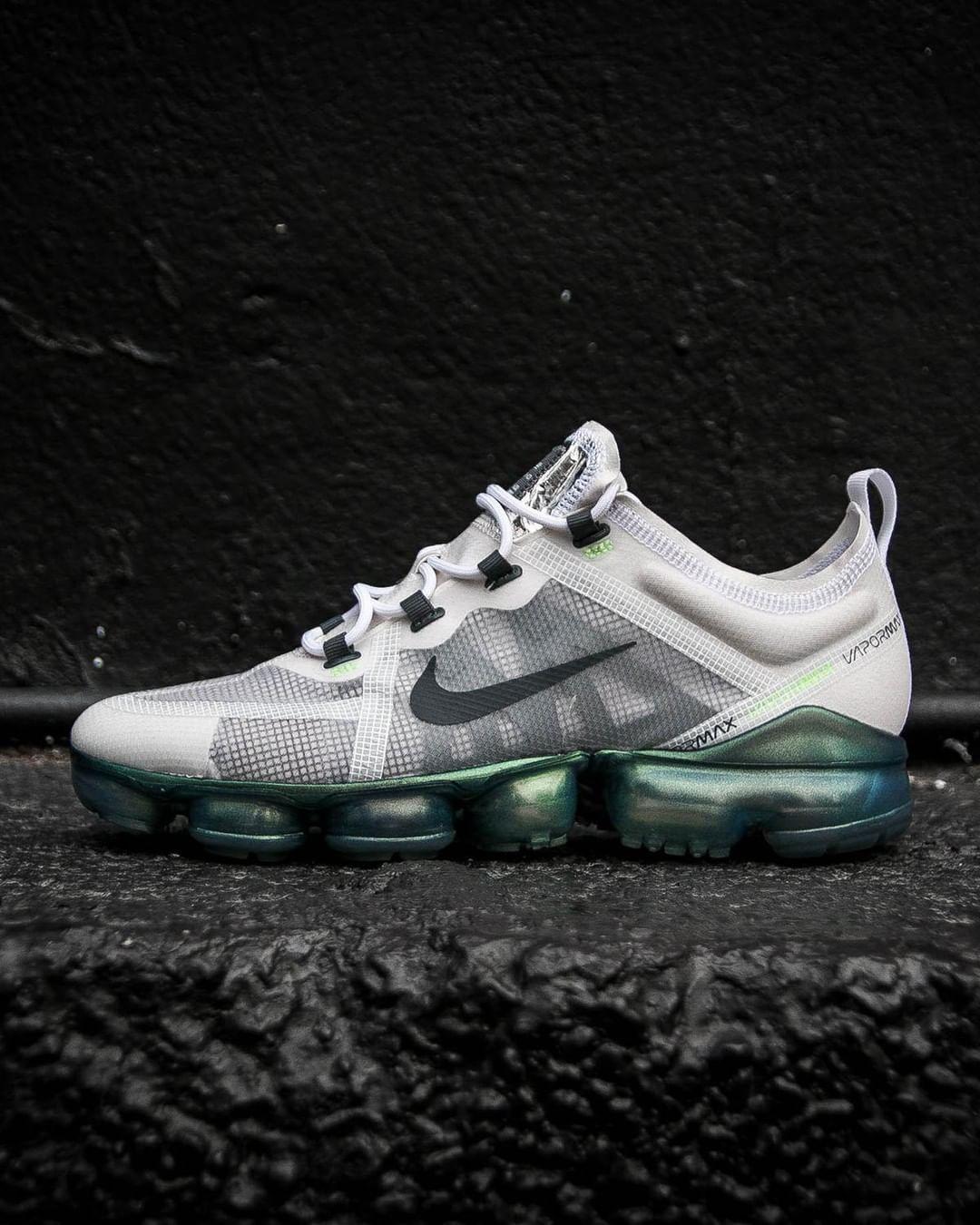 Nike Air vapormax 2019 in weiss AR6632 103 | Sneaker trend