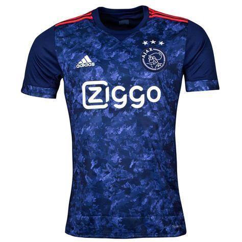 adidas Originals Maglia Away Ajax Amsterdam Noir Doré T