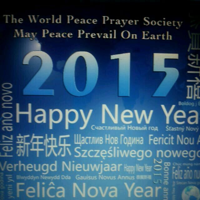 May Peace Prevail on Earth, universal prayer in 101 languages; one Global Heart and Mind! Let's keep this all in mind and live by it daily! www.worldpeace.org