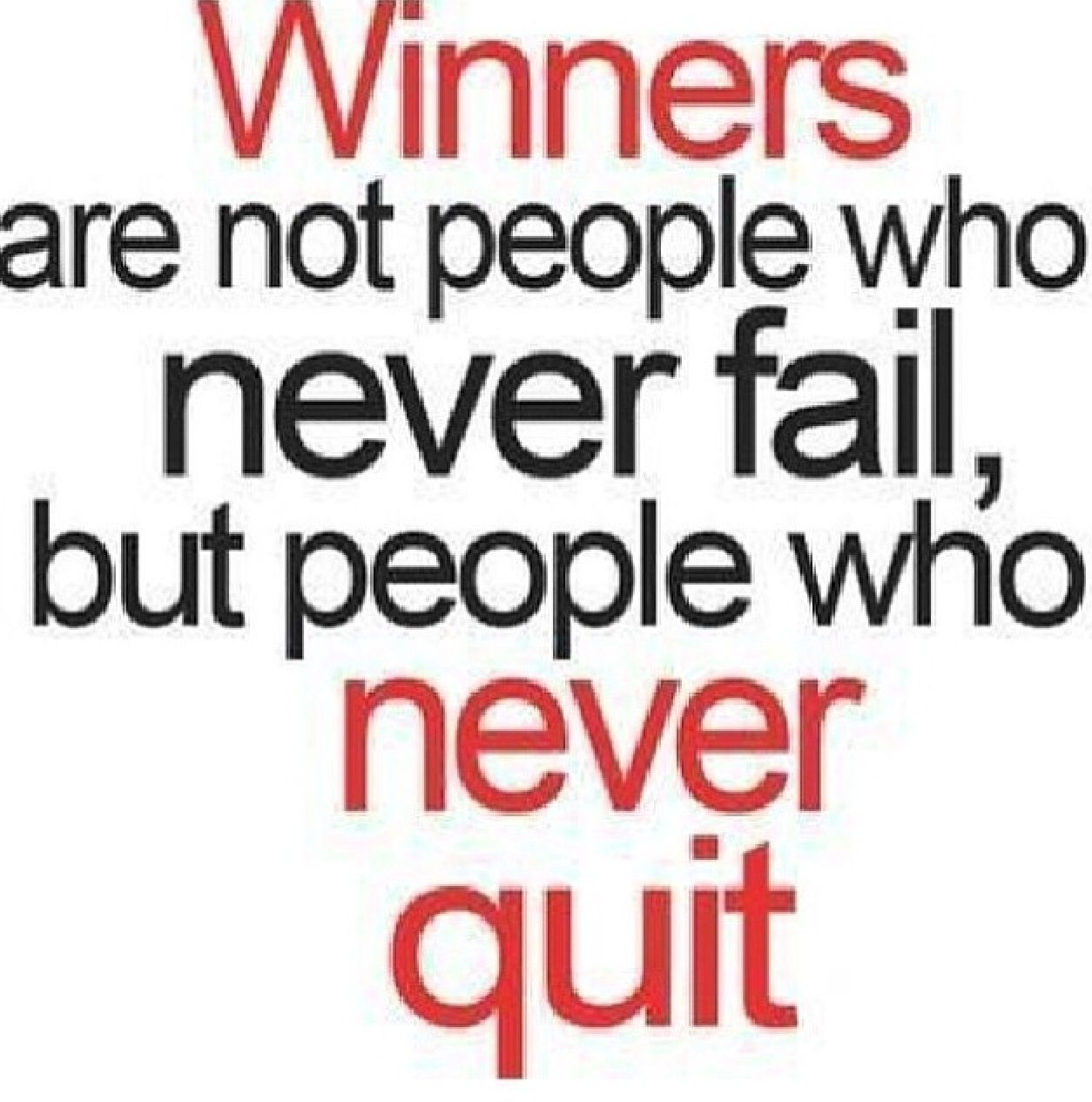 Never Quit Quotes, Quotations & Sayings 2018