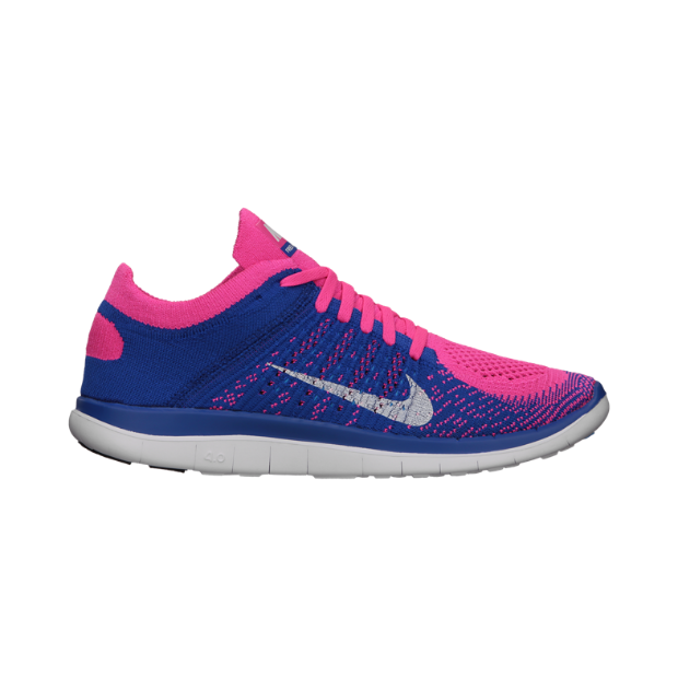 The Nike Free 4.0 Flyknit Women's Running Shoe These are my tennis shoes  for this school