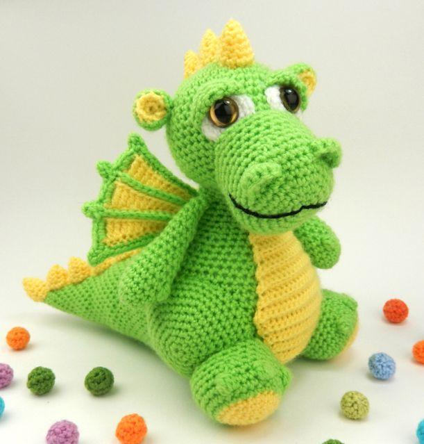 Original Amigurumi Crochet Patterns | Trabajos en Crochet ...