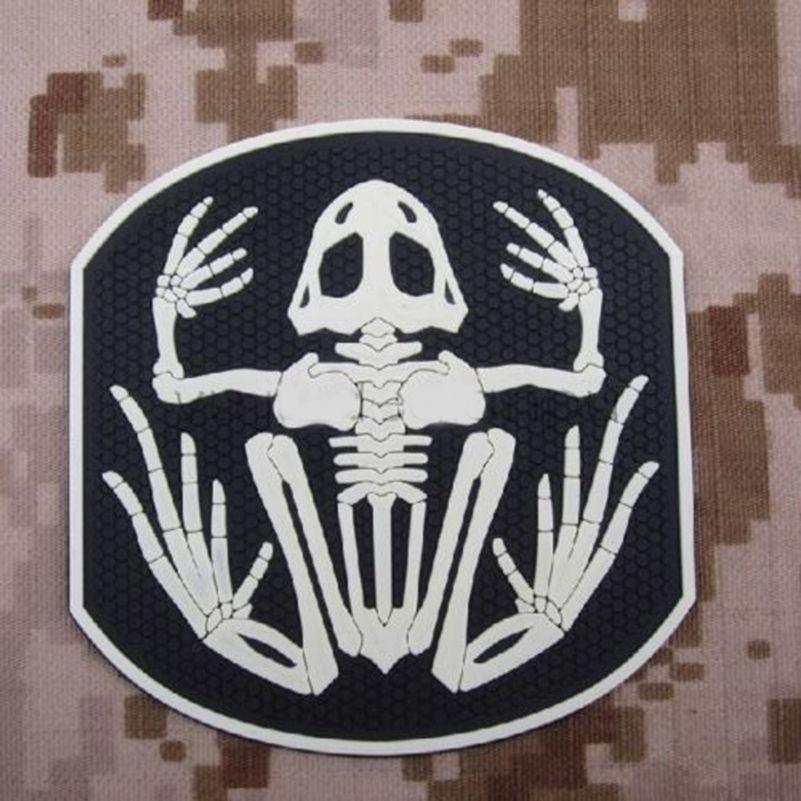 """/""""Frogman/"""" Tactical 3D PVC Patch"""
