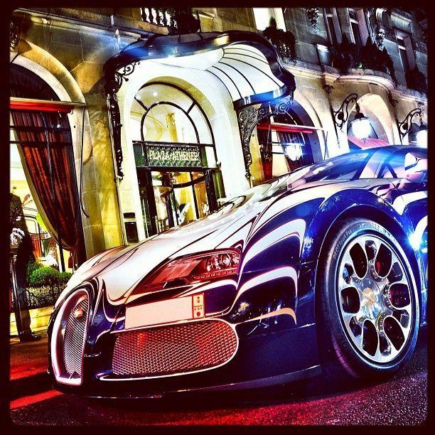 Limited Edition #Bugatti Veyron