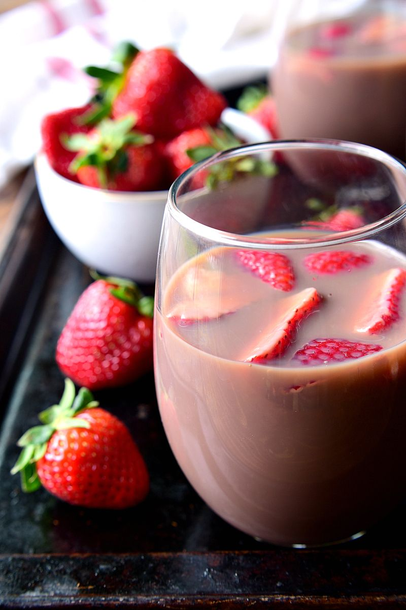 Chocolate Sangria Recipe Strawberry Sangria Sangria Chocolate Wine