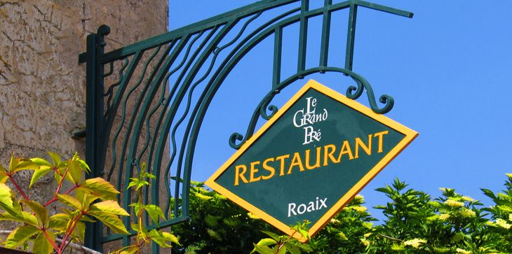 Restaurant Le Grand Pré