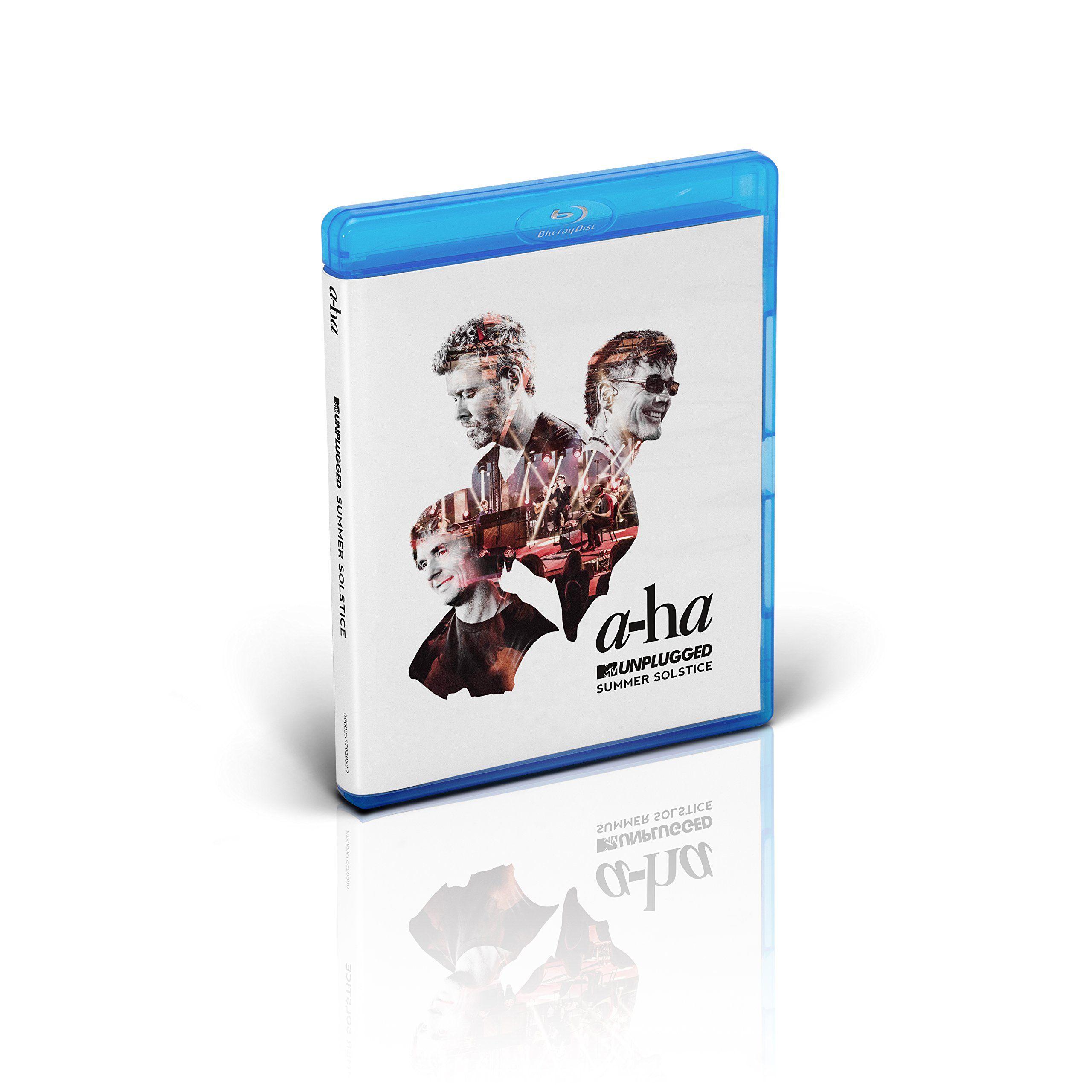 A Ha Mtv Unplugged Summer Solstice Reino Unido Blu Ray