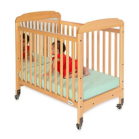 Fd 1733040 Foundations Serenity Fixed Sides Compact Crib Mirror