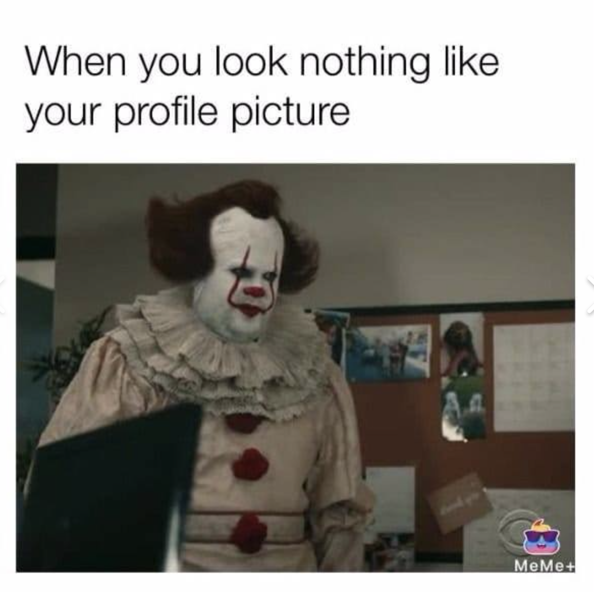35 Great Pics And Memes To Improve Your Mood Funny Halloween Memes Horror Movies Funny Horror Movies Memes
