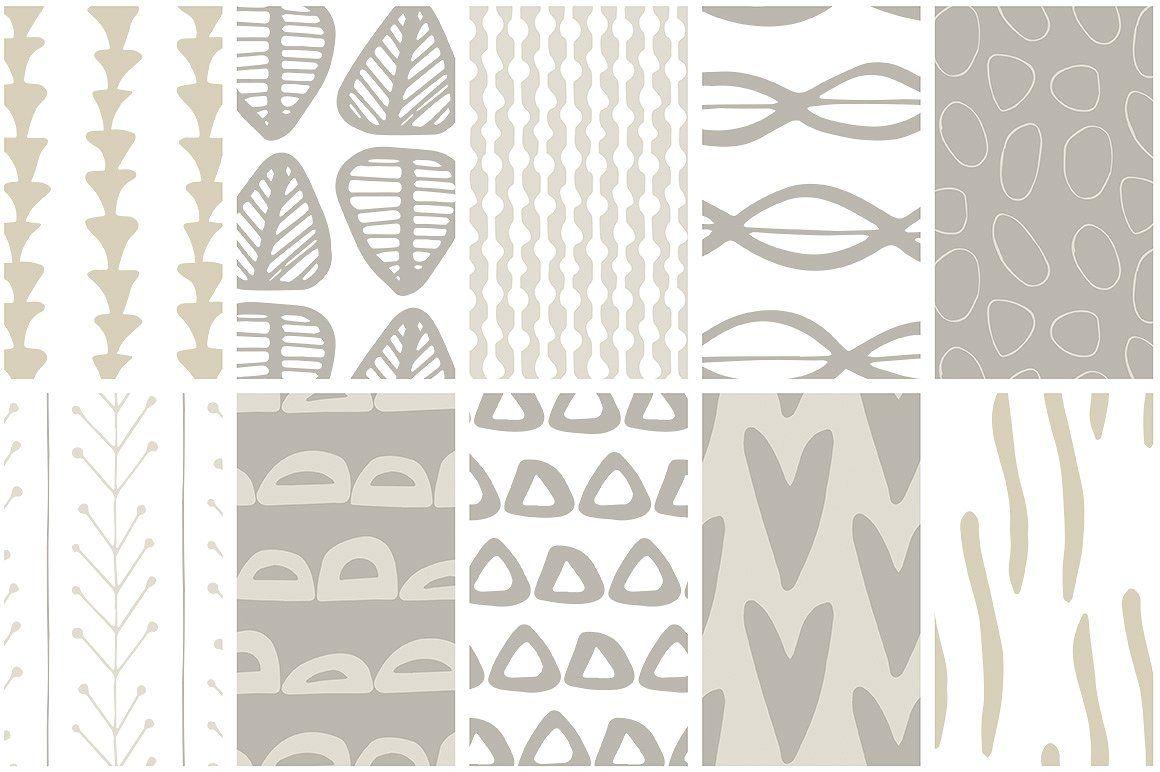 Scandinavian Patterns Set Of 40 Scandinavian Pattern Scandinavian Design Pattern Pattern Design
