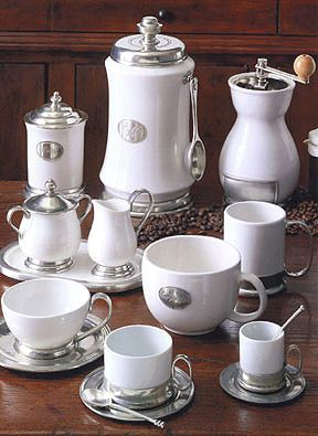 Arte Italica Tuscan Coffee Collection Arte Italica Antique