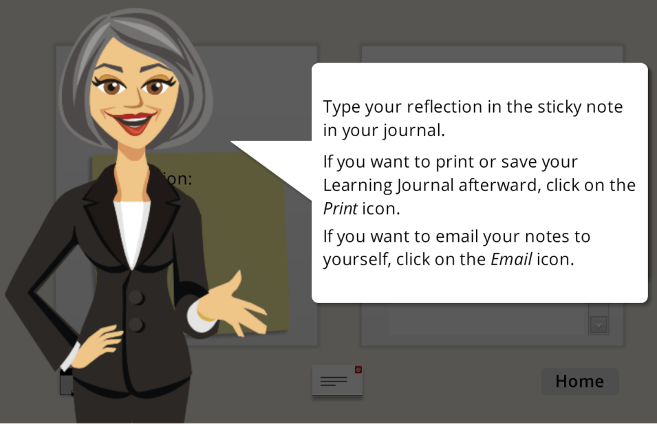 Launch PresentationFreebie: Storyline 2 Print/Email Notes Template – Using JavaScript & Storyline Challenge #132
