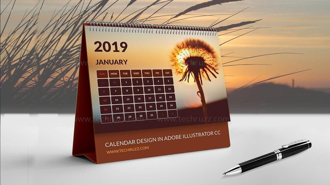how to create a calendar design in adobe illustrator cc. Black Bedroom Furniture Sets. Home Design Ideas