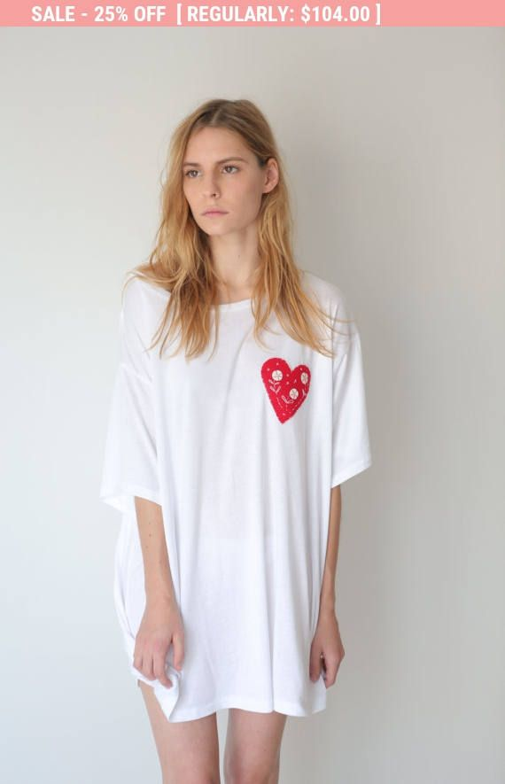 29e809224bb Spring SALE Hand embroidered tshirt