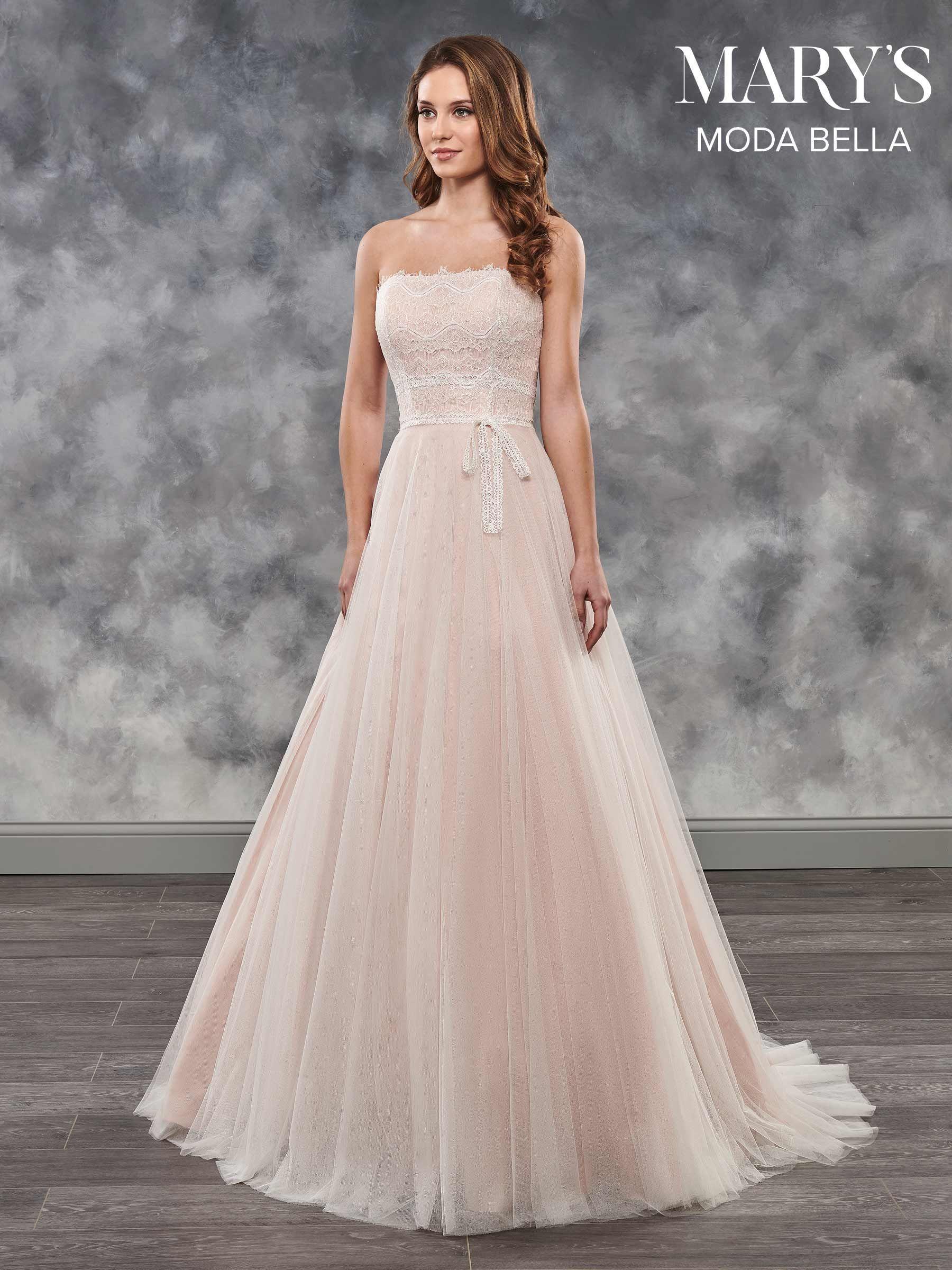 Moda Bella Bridal Dresses Style Mb2034