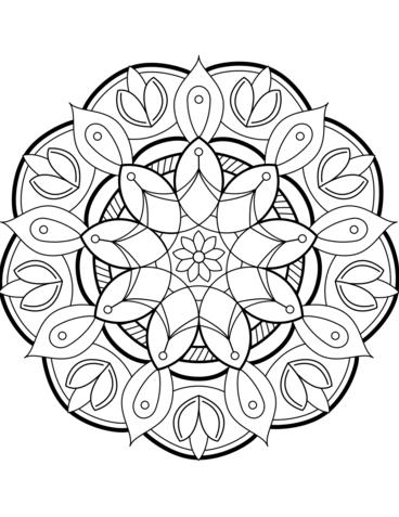 Mandala Malvorlagen Zum Ausdrucken Mandalas Ausmalen Coloring Jurnalis Mandalas Mandala Coloring Pages Flower Mandala Coloring Pages