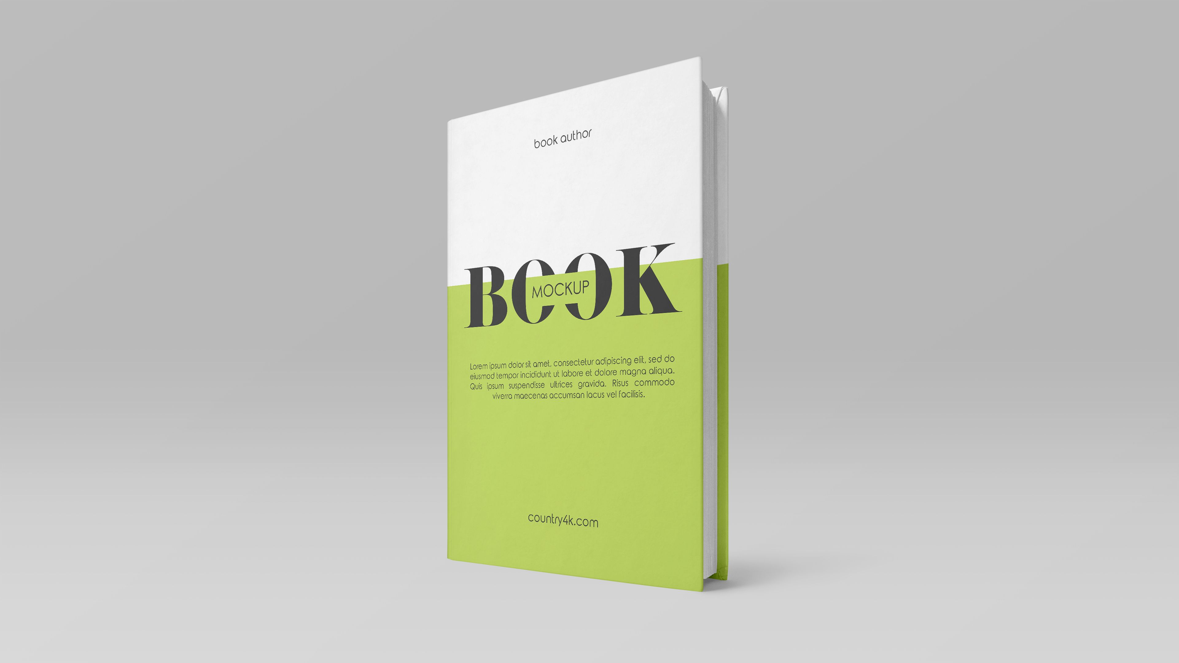 Free Book Cover Mockup Psd Book Cover Mockup Free Mockup Book Free Mockup