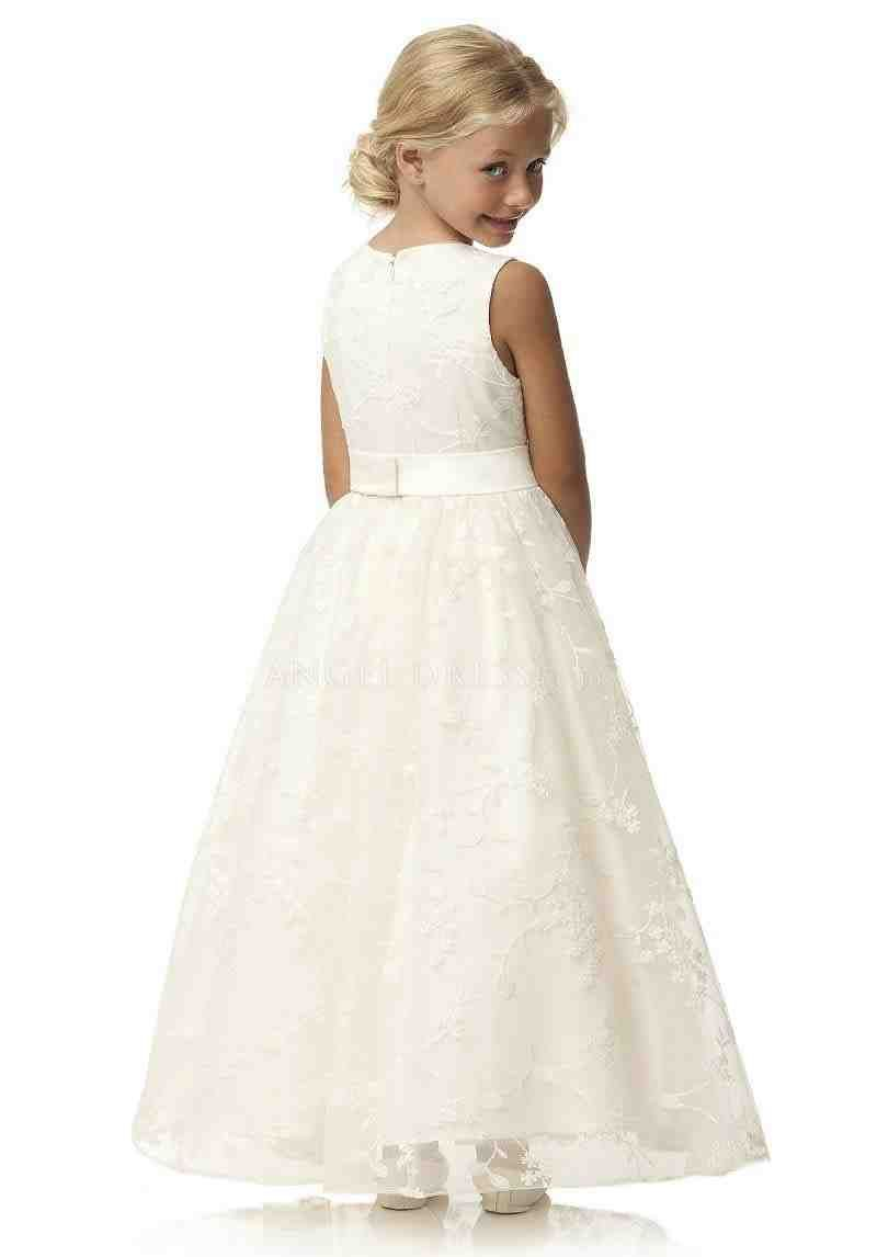 White Flower Girl Dresses Uk White Flower Girl Dresses Flower