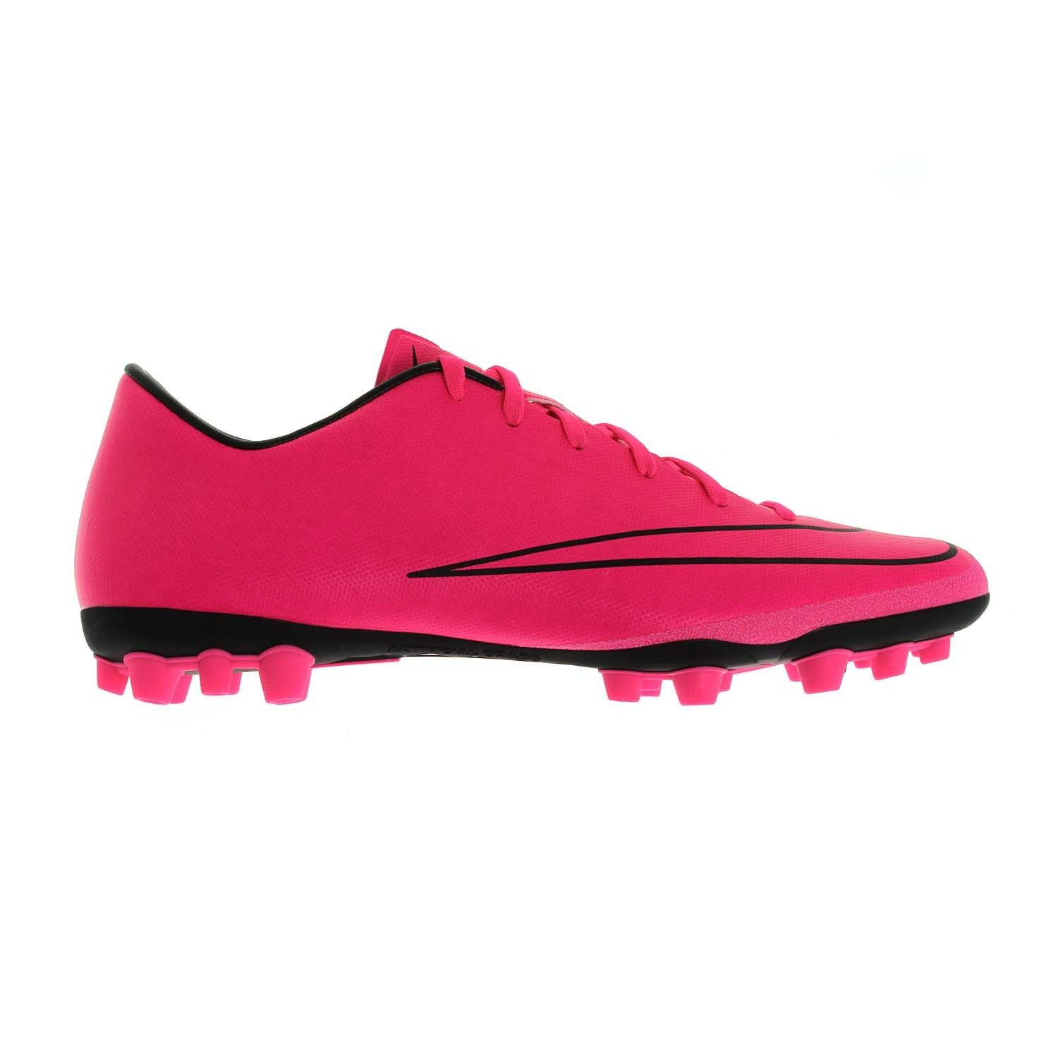 The Nike Mercurial Victory V Men\u0027s Artificial-Grass Football Cleat is built  for control and acceleration during play, with soft synthetic leather for  ...