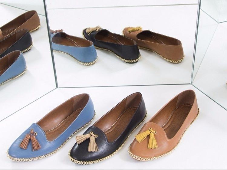 Três cores que encantam nesse modelo super confortável e cheio de estilo. Disponível no shop.miezko.com #miezko #espadrille