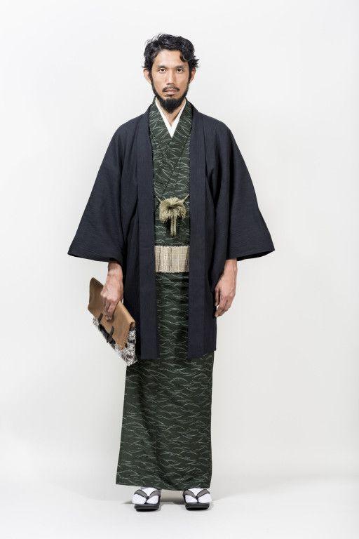 Kimono d 39 interieur pour homme for Vetement d interieur homme