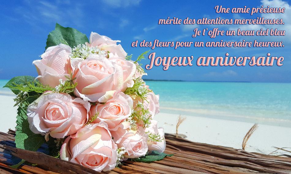 Cartes Virtuelles Anniversaire Meilleure Amie Joliecarte Image Bon Anniversaire Bon Anniversaire Fleurs Joyeux Anniversaire Meilleure Amie