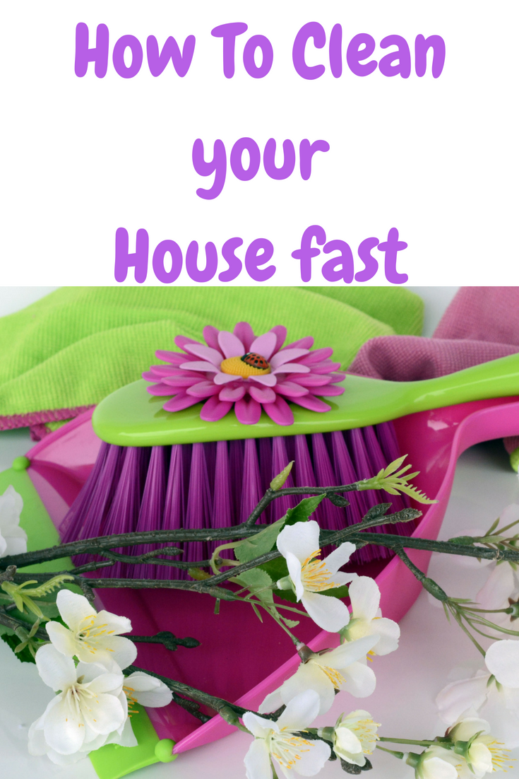 Cleaning Is Something You Love Or My New Blog Post Gives Some Tips On How To Clean Your House Fast These Will Help