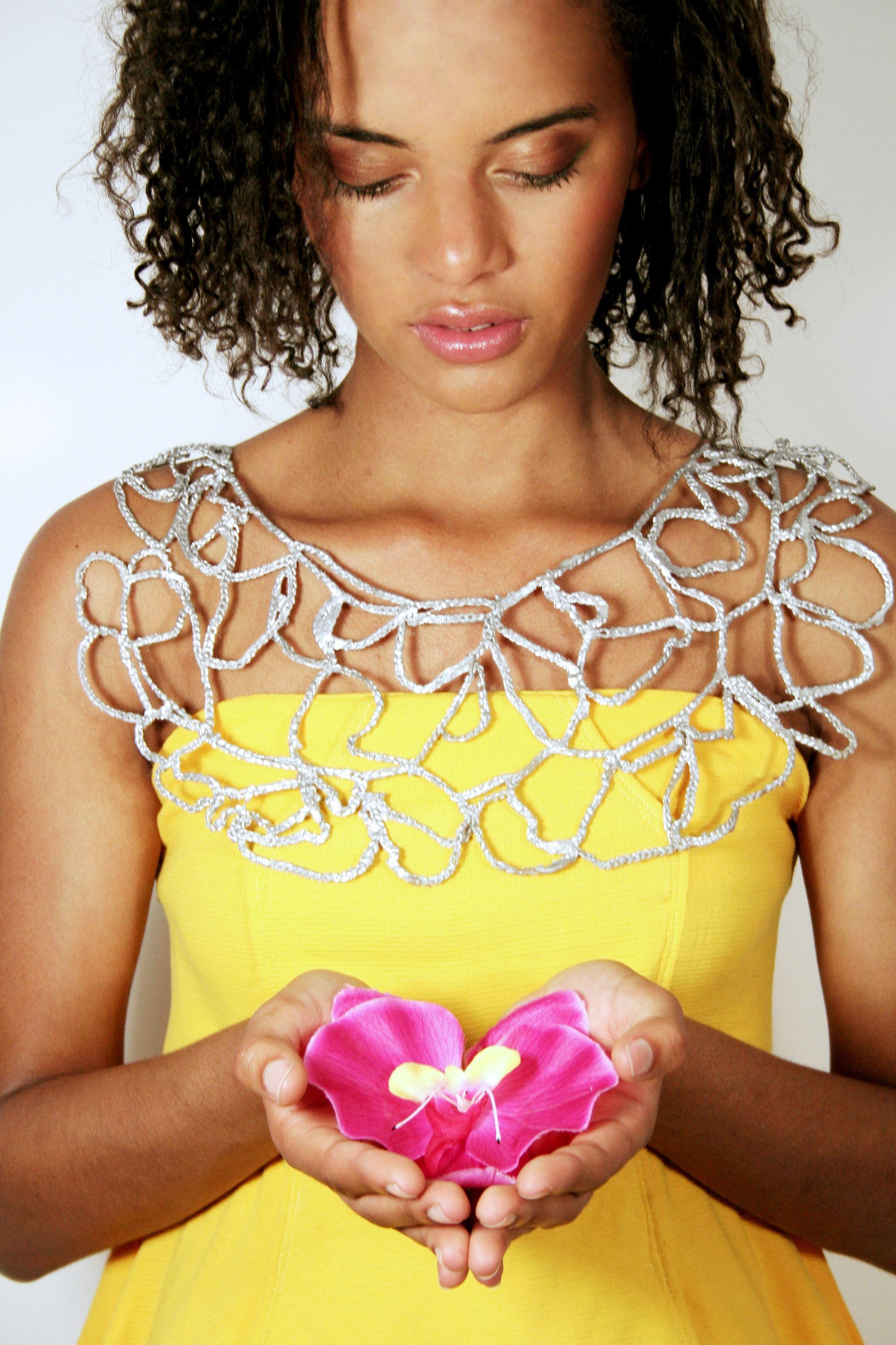 Biomimetic Dress Design By Ida M Neves Science Wedding Fashion Designer Dresses
