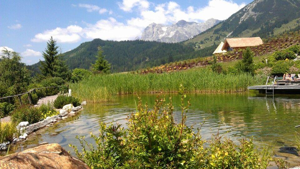 Verbringen Sie einen unvergesslichen Urlaub auf der Alm! http://www.uebergossenealm.at/