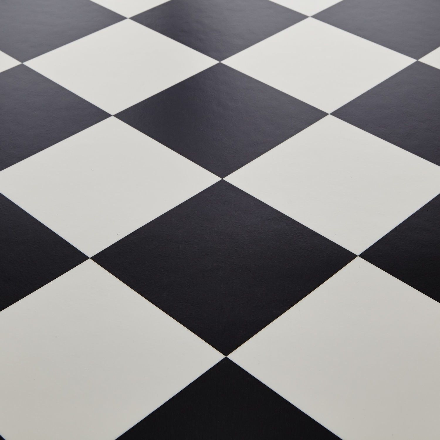 Black And White Linoleum Tile Zion Star