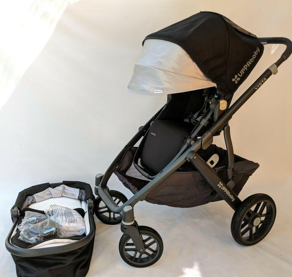 UPPABABY vista stroller jake black UPPAbaby Stroller