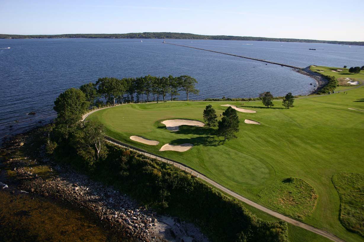 Come Visit The Samoset Resort For Beautiful Golfing Golf Simulators Home Golf Simulator Indoor Golf Simulator