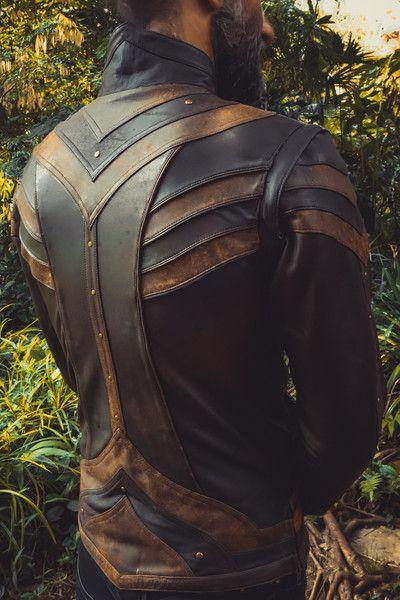 Homme Vêtements Et Pour Mens Jacket Leather Taurid Cut Hommes 4vX0q