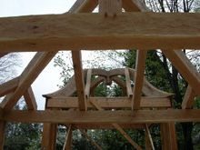 South County Post Beam Post And Beam Timber Frame Homes Timber Frame