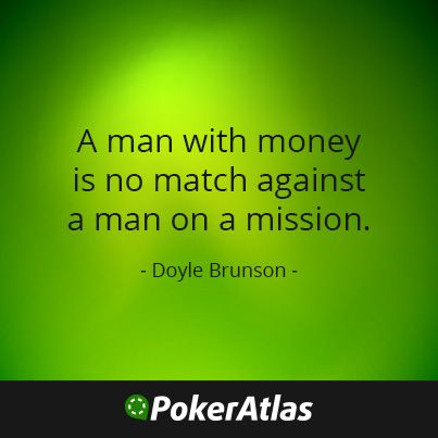 Pin by PokerAtlas on Poker Quotes | Poker quotes, Poker