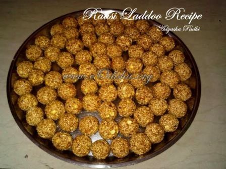 Raasi laddoo recipe for makar sankranti odisha odia food raasi laddoo recipe for makar sankranti odisha odia food recipe eodisha forumfinder Image collections