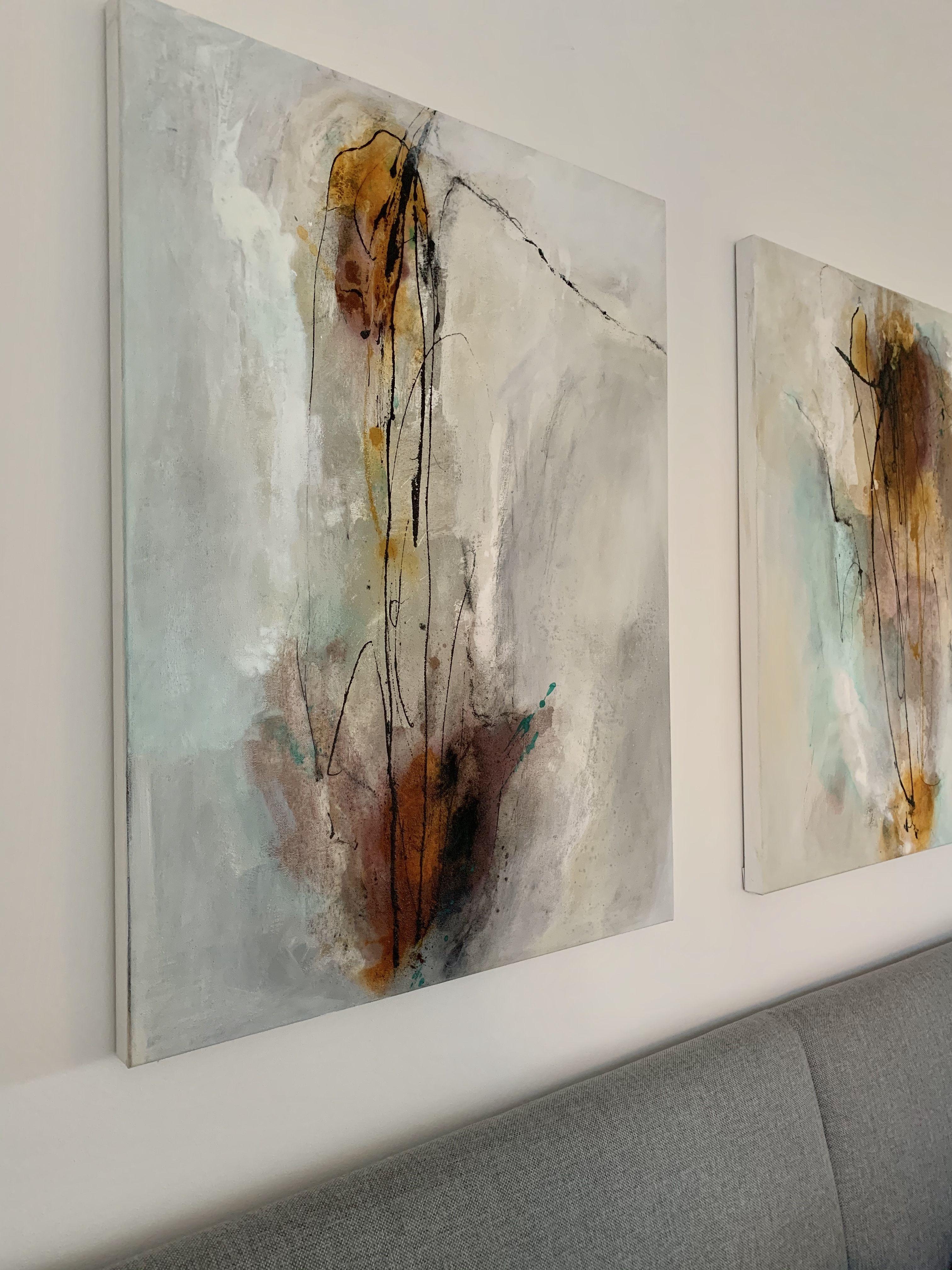 irina nass abstrakte malerei kunst auf leinwand moderne acryl