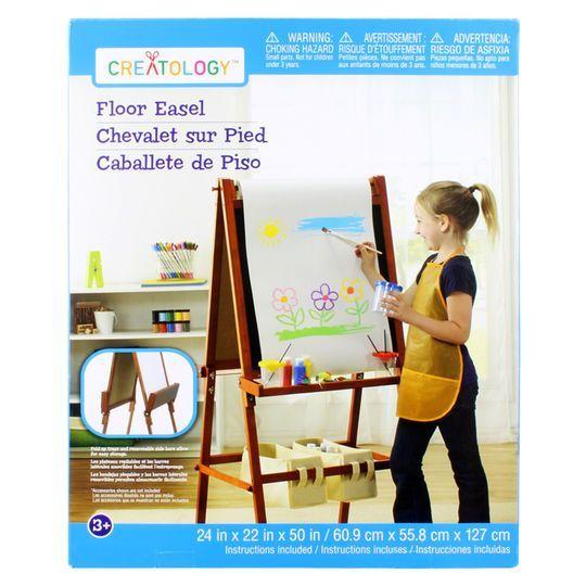 creatology® wooden floor easel | products | pinterest | floor