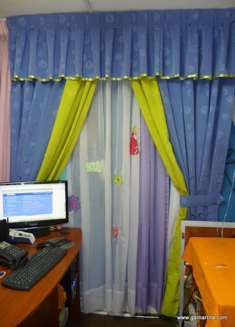 Cortinas infantiles peru cortinas para cocinas modelos - Hacer cortinas infantiles ...